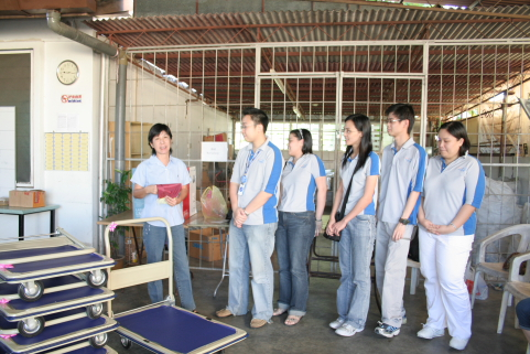 A Visit to Eden Handicap Service Centre Berhad by Exabytes
