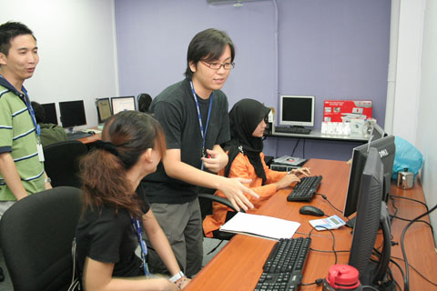 Exabytes 2nd Typing Competition