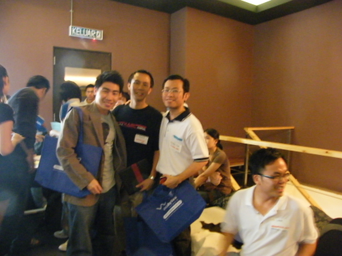 3rd WebmasterMalaysia Gathering participants