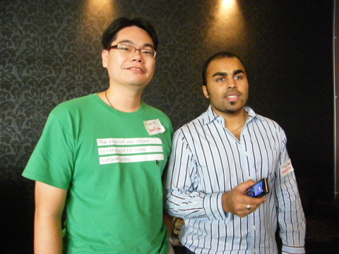 3rd WebmasterMalaysia Gathering speakers