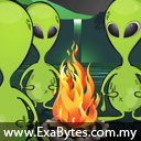 Exabytes X-Files Adv