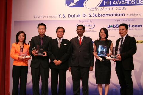 Malaysia HR Awards 2009