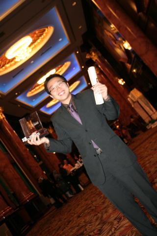 Chan Kee Siak won the Malaysia HR Award 2009