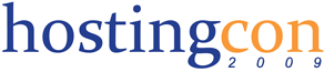 hostingcon 2009 logo