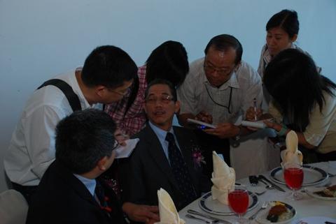 Deputy Minister of MOSTI Visit to Exabytes 2009