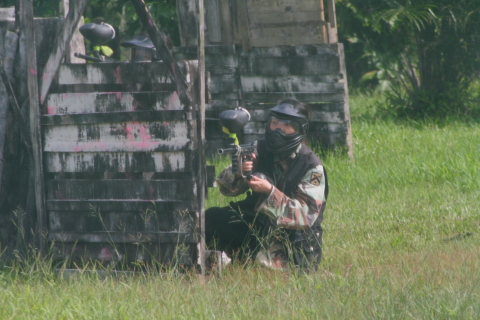 paintball gamer