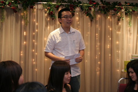 Exabytes Annual Dinner photos - Unleash The Tiger In You - Chan Kee Siak