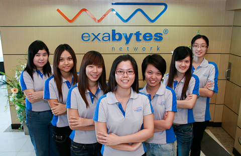Exabytes' Angels