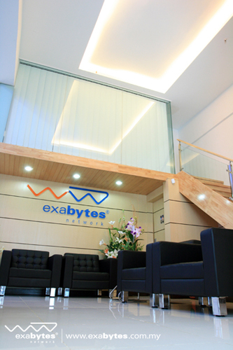 Exabytes Lobby