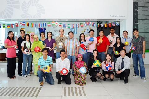 Suntech WorldCup 2010 Contest