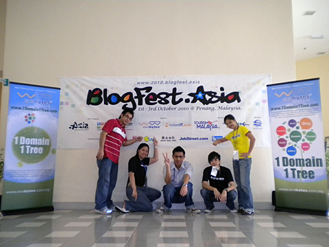 Our participating staff from InstantIT.Asia, Exabytes, and WpWebhost.