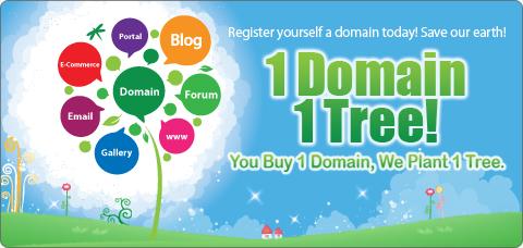 1 Domain 1 Tree