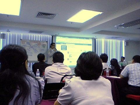 Facebook and Google marketing workshop
