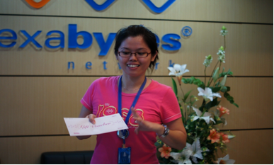 Event Advisor, Annie Ong Exabytes Bowling Tournament 2011