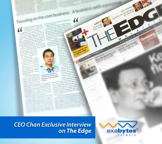 Chan - Exabytes