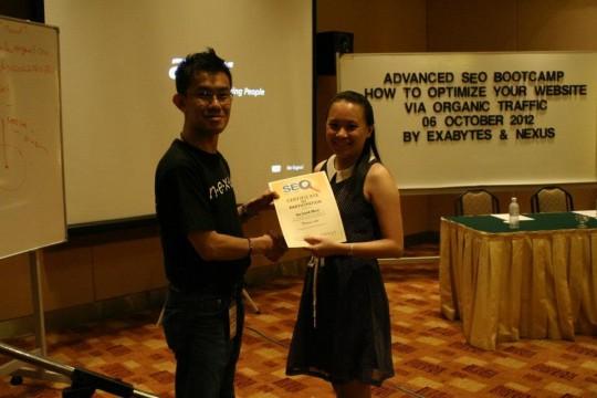 seo bootcamp by exabytes 9