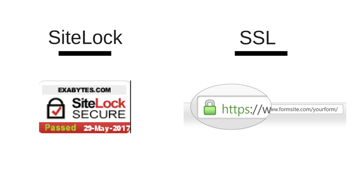 ssl vs sitelock