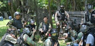 Exabytes' Annual Paintball Event ready to war