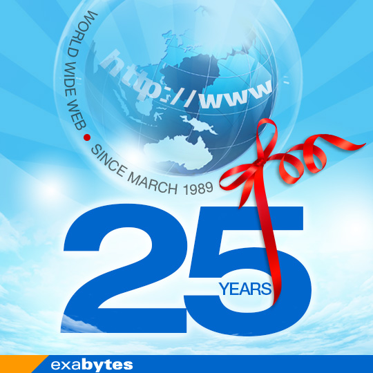 25 years of www