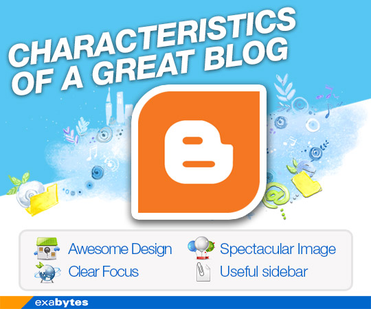 Characteristics of a great blog