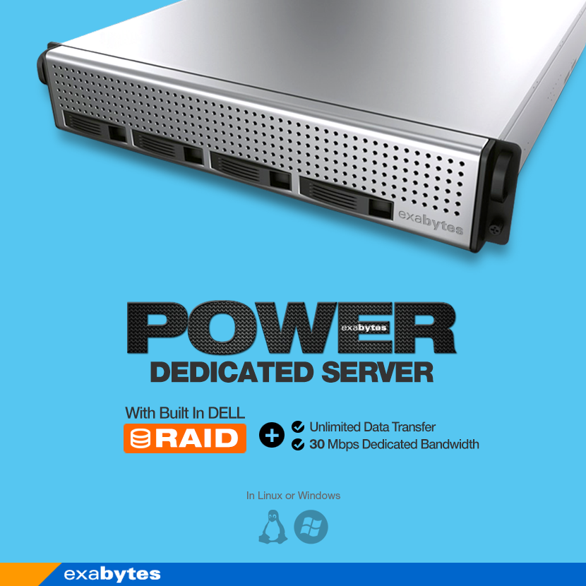 Power Dedicated Server
