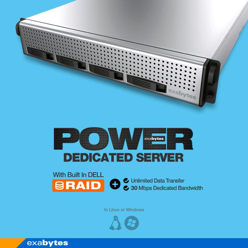 Power Dedicated Server