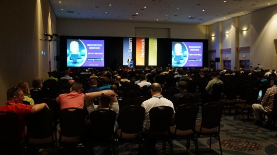 HostingCon 2014 event photo 4