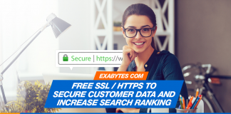 FREE SSL for exabytes hosting