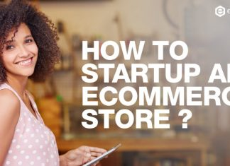 how to startup eCommerce store