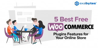5 best free woo commerce plugin