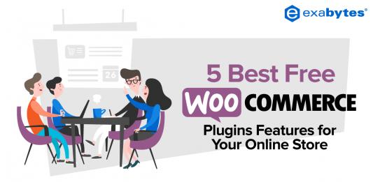 5 best free woo commerce plugin