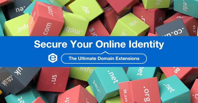 ultimate domain extension