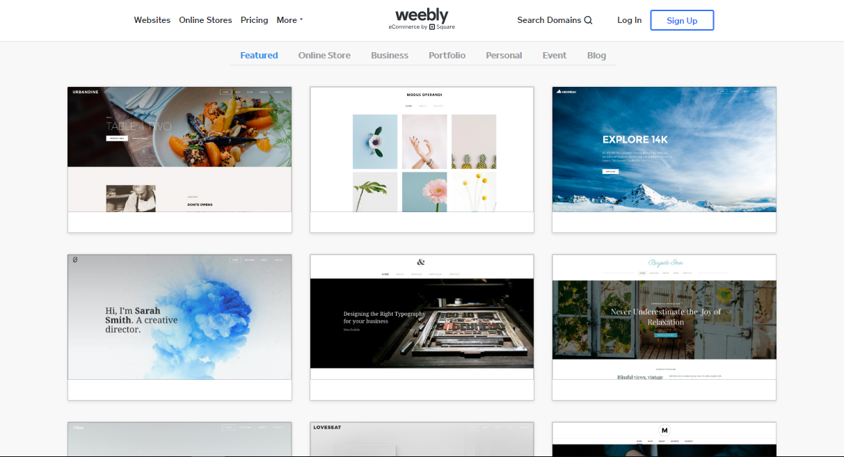 weebly site templates - which is the best website builder exabytes web hosting blog