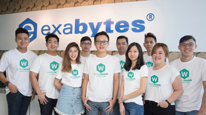 easywork team photo