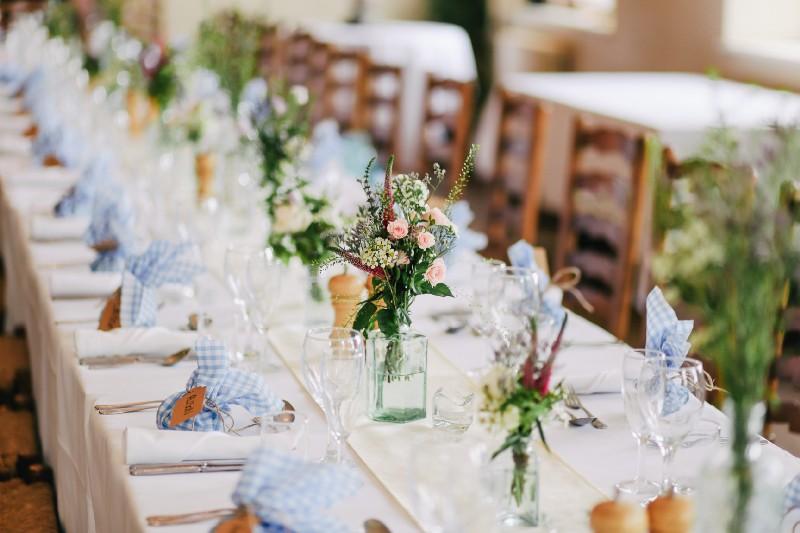 ý tưởng kinh doanh trang trí đám cưới