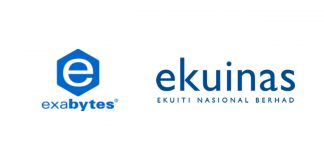 Exabytes receive Ekuinas investment