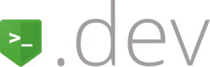 dev domain logo
