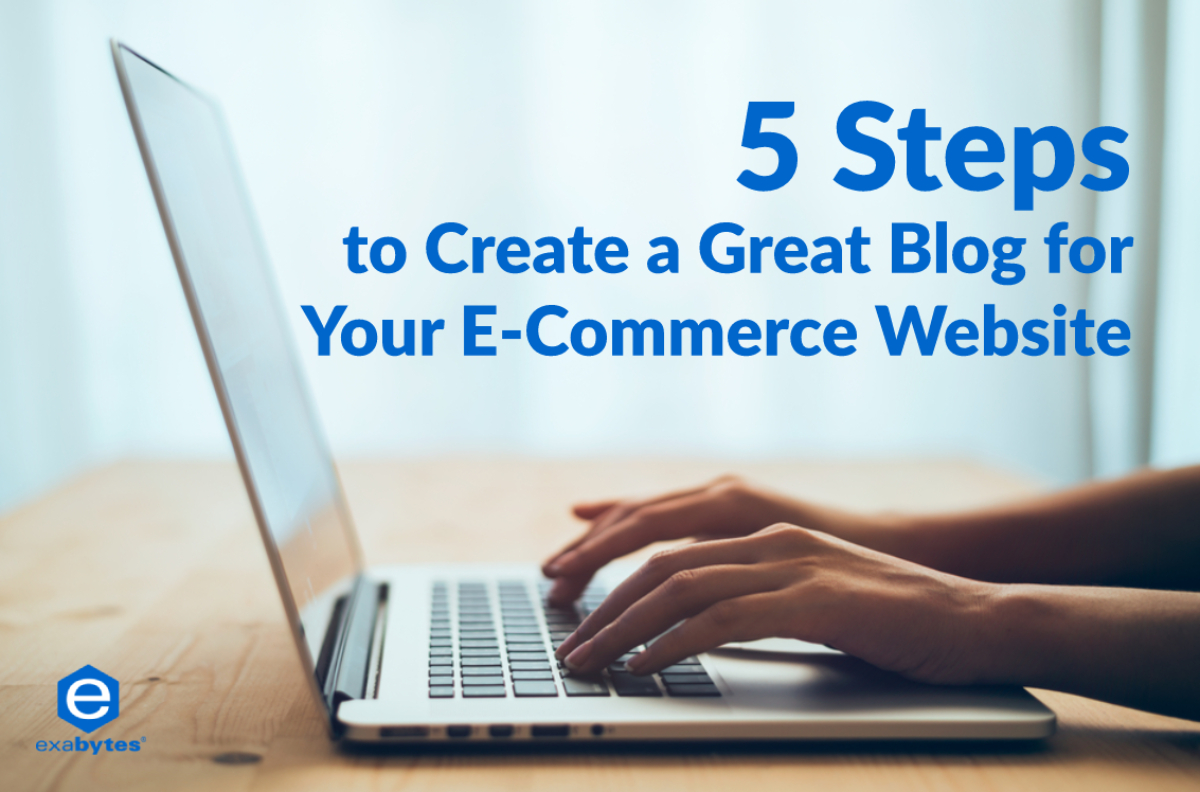 5 steps create great blog