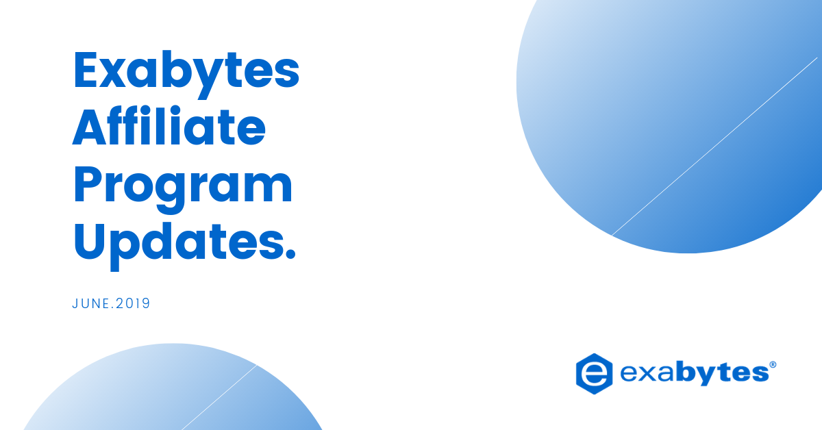 exabytes affiliate update