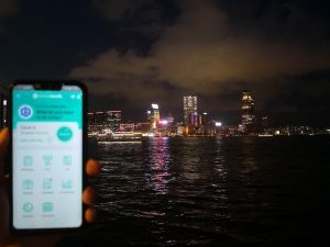 easywork app at hong kong
