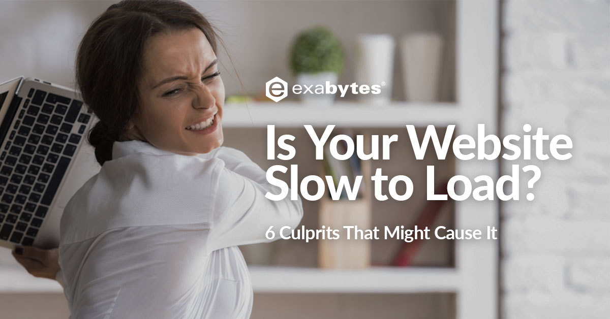 website slow? this might be why