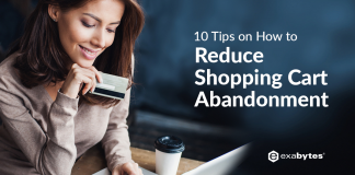 10 tips on reduce shopping cart abandonment