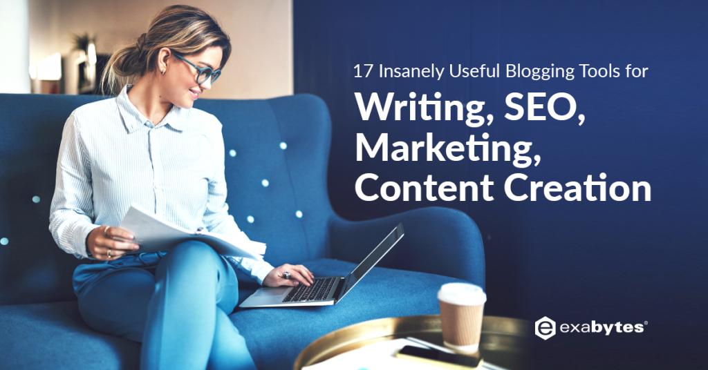 17 useful blog tools