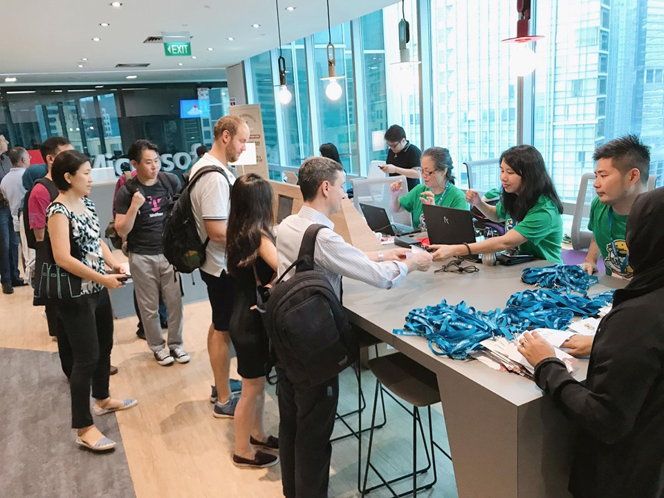 WordCamp Singapore 2019 with Plesk