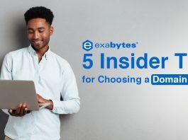 5 insider tips for choosing a domain name