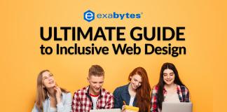 ultimate guide to inclusive web design