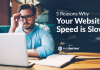 5 reason why your website speed is slow